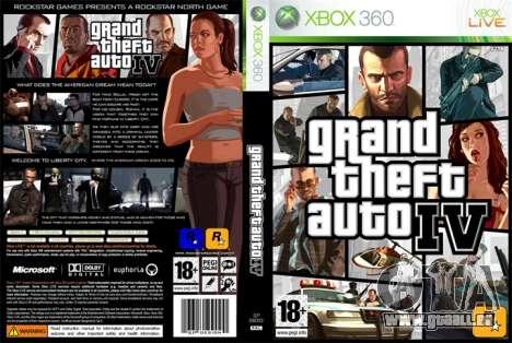 6 Jahre seit dem Tag der weltweiten Release von GTA 4 für Xbox und PS