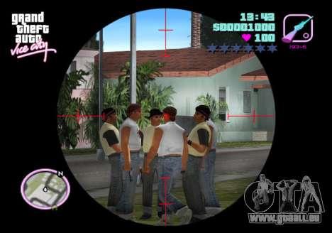 Communiqué de GTA Vice City sur PS2 au Japon