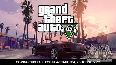 Annoncé la date de sortie de GTA 5 sur PC, Xbox One et la PlayStation 4!