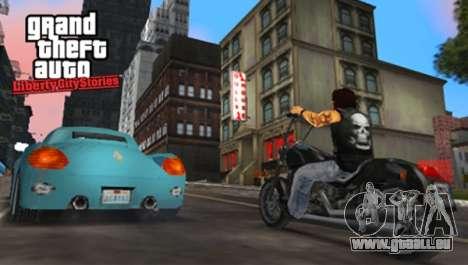 Europäischen Releases 2006: GTA LCS für die PS2