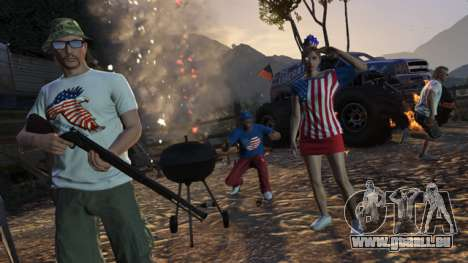 der Tag der Unabhängigkeit in GTA Online