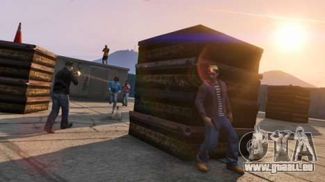 Mission GTA Online: Update von 27.08.14