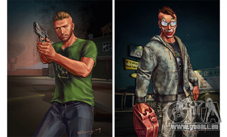 GTA Fan Pics: mise à jour de 24.09.14
