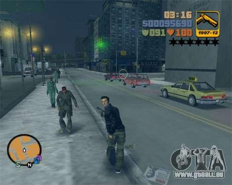 Versionen 2003: GTA 3 für den PC in Japan