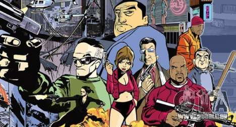 GTA 3 PSN: Features des Release in Japan