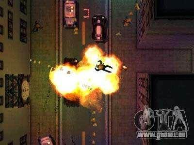 Communiqué de GTA 2 pour PC: au seuil du 21ème siècle