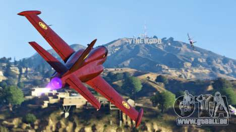 Mission GTA Online: der Himmel-Krieg