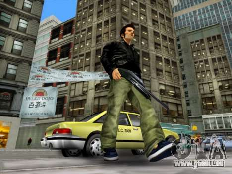 Releases in Japan: GTA 3 für PS