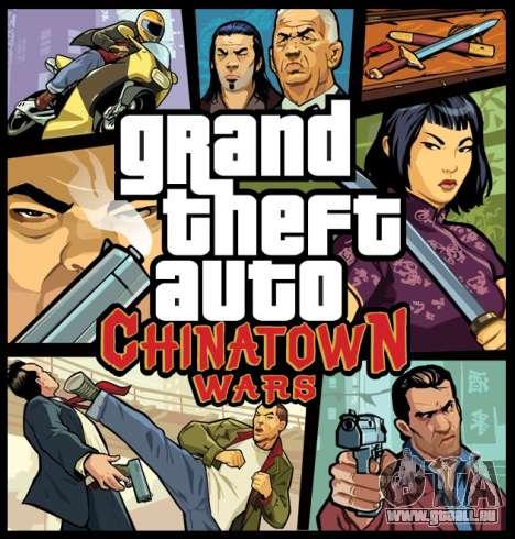 Européens communiqués de presse: GTA CW pour la PSP