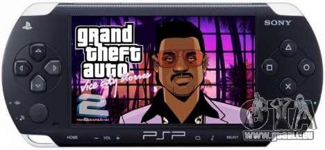 Versionen auf der PSP: GTA VCS in Amerika