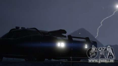 GTA 5 de la PS4, Xbox One: la photo dans Snapmatic