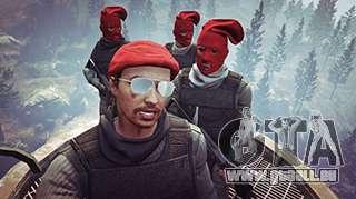 GTA Crew Cut: la réalité et le jeu