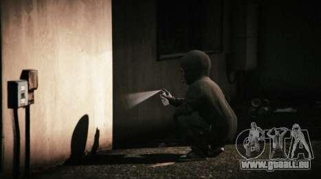 GTA 5 Snapmatic: Menschen und Landschaften