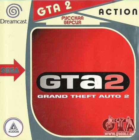 Release GTA 2 für die Dreamcast in Amerika