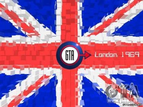 la Sortie de GTA London 1969 pour PC