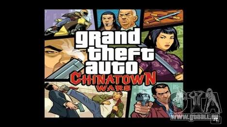 Communiqué de GTA CW pour NDS en Australie