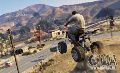 Trailer zu GTA 5 und Raubüberfälle für PC