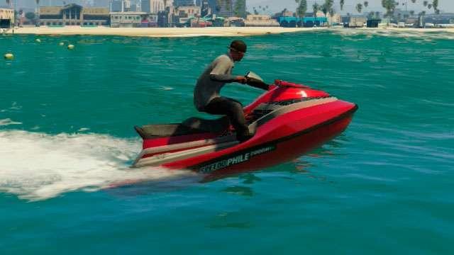 Speedophile Seashark aus GTA 5