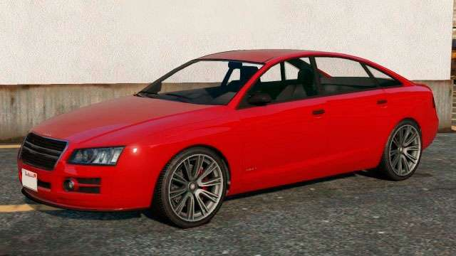 Obey Tailgater aus GTA 5