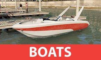 GTA 5 Boote