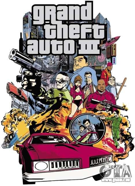 3D-Welt von GTA 3 PC: Release in Amerika