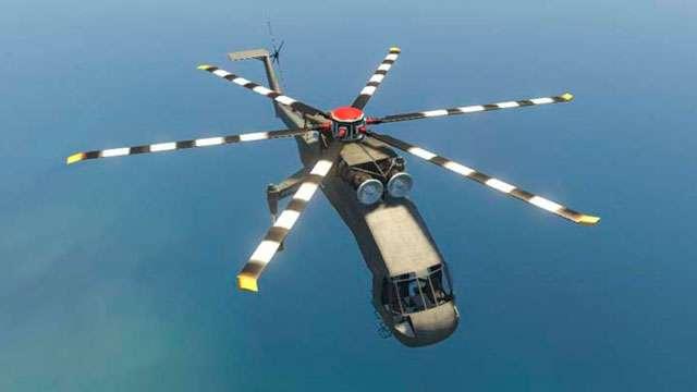 HVY Skylift de GTA 5
