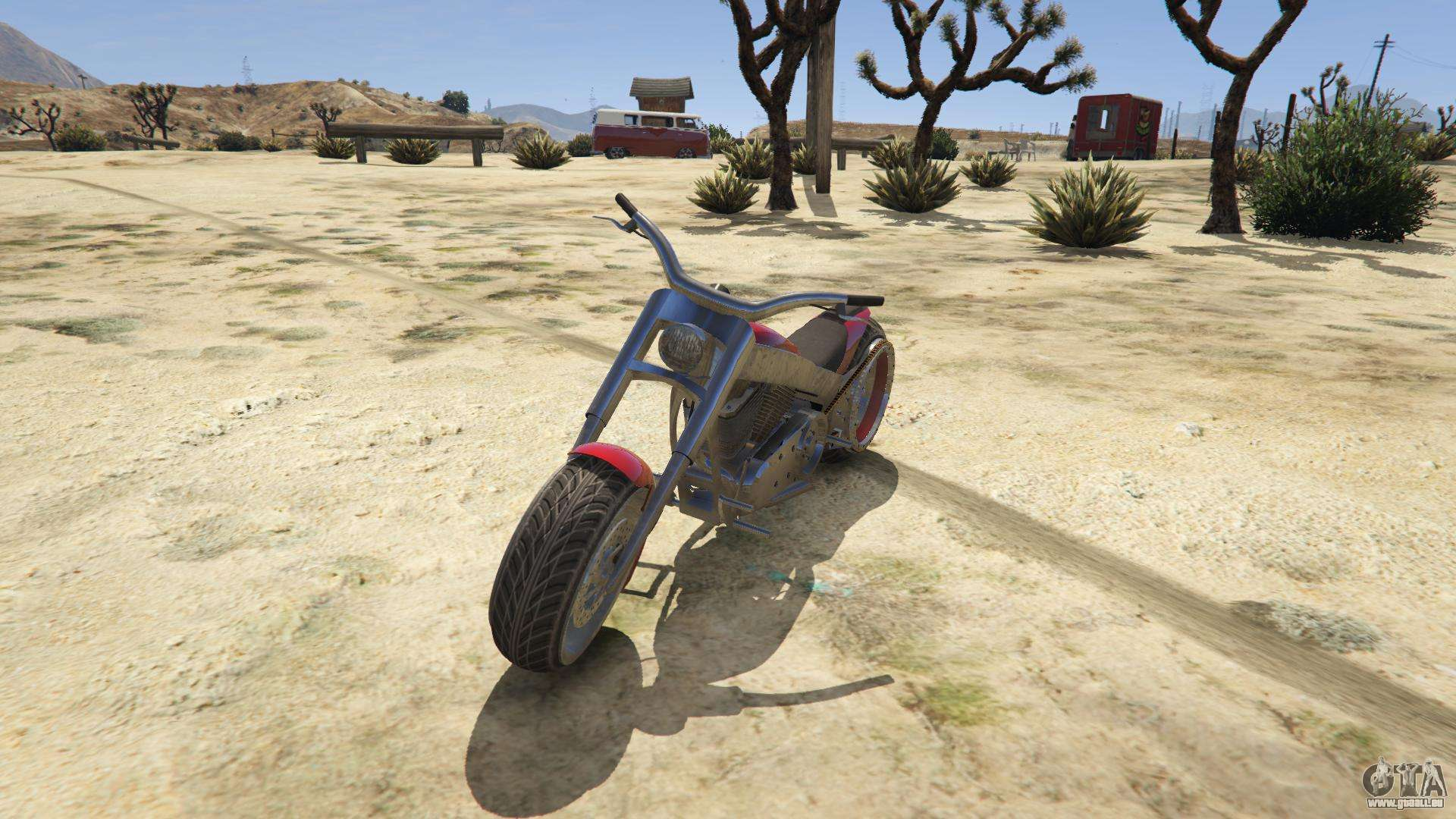 Liberty City Cycles Innovation aus GTA 5