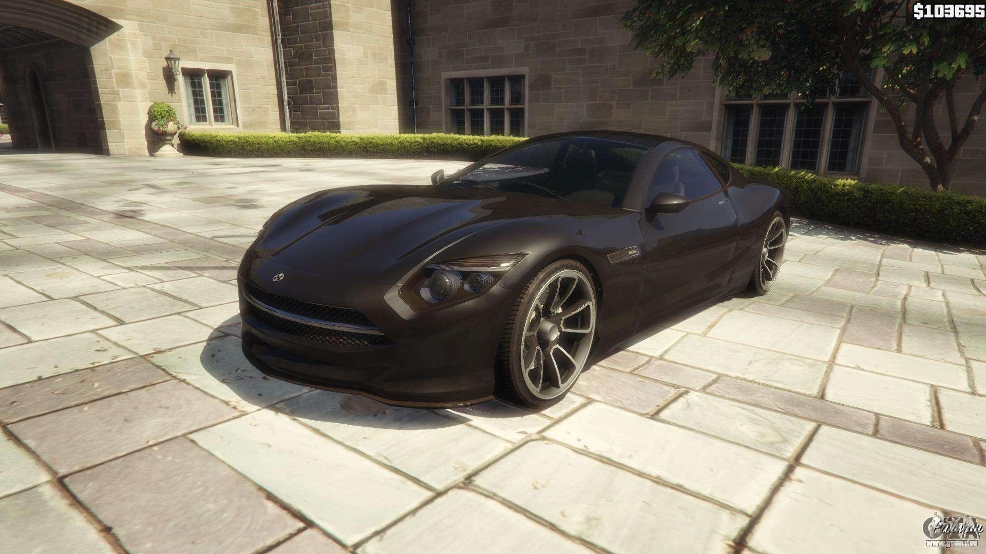 Hijak Khamelion GTA 5 - Frontansicht