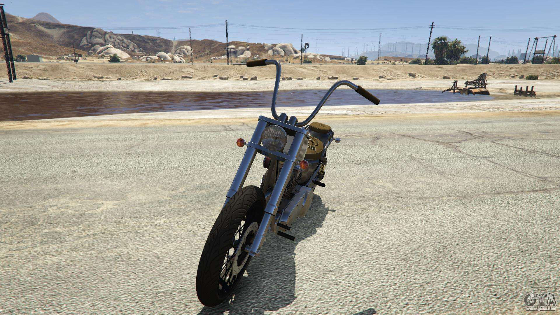 Western Motorcycle Company Daemon aus GTA 5