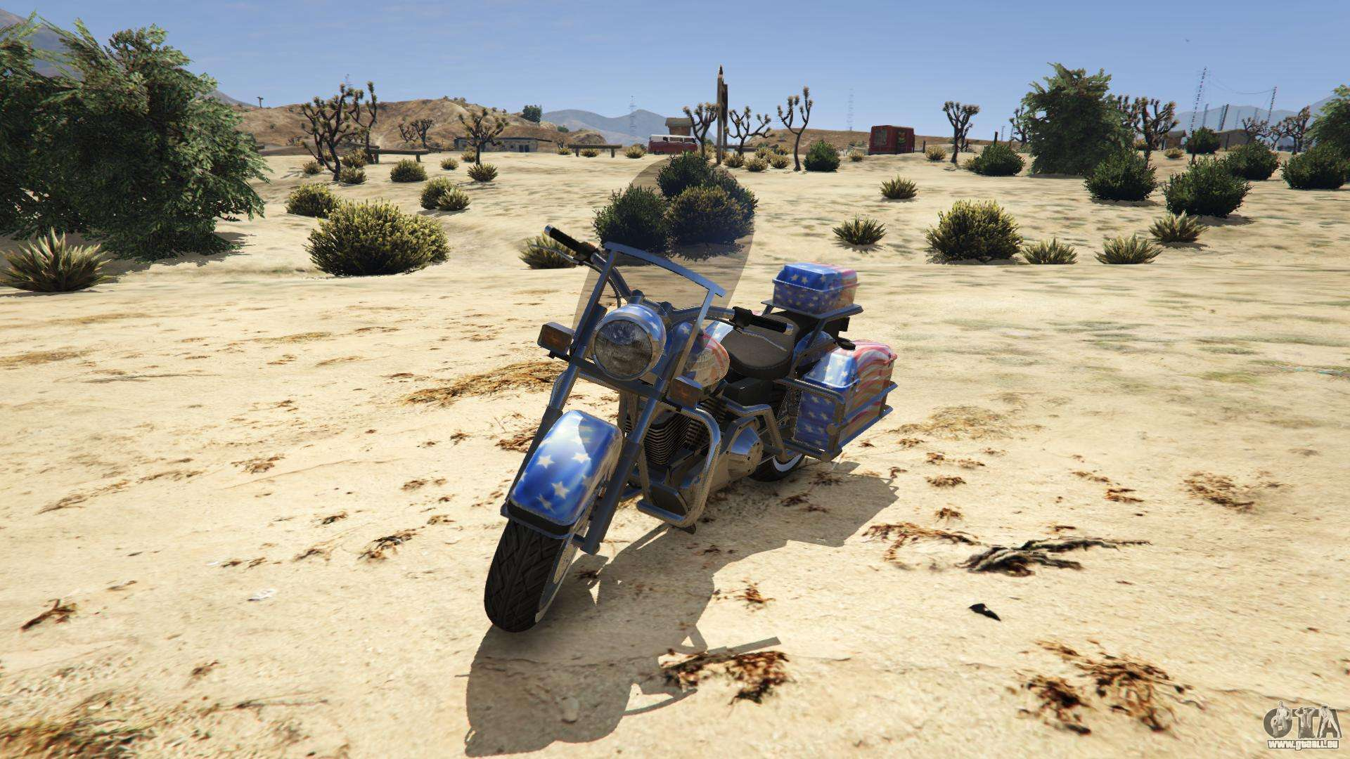 Western Motorcycle Company Sovereign aus GTA 5