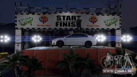 Brüllen Rallye-Meisterschaft
