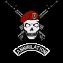 Projekt Vernichtung Logo