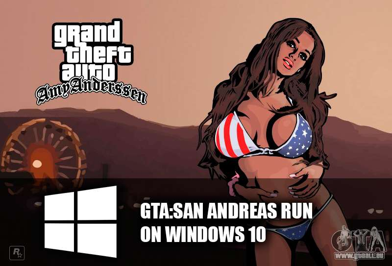 GTA San Andreas Win 10