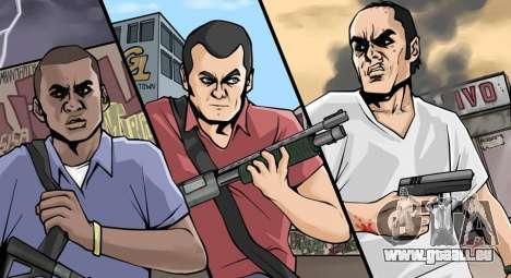 GTA Online Fan-art-Gallery