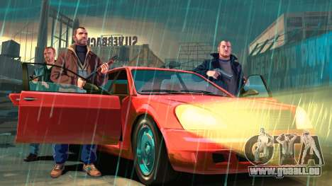 Nouvelles de GTA 4