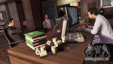 GTA Online de l'Entreprise Criminelle le coût d'un