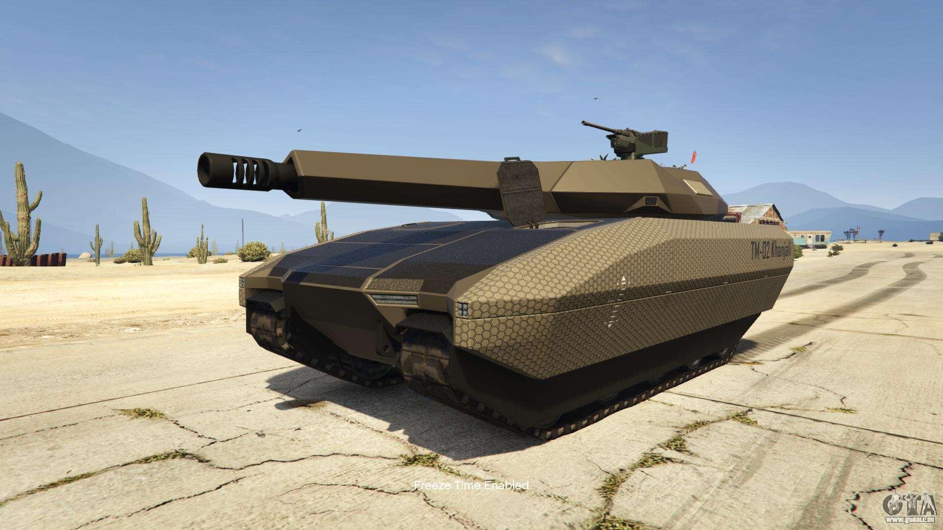 TM-02 Khanjali GTA 5