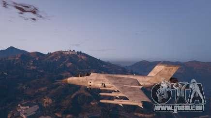 Kampfjet in GTA 5 online