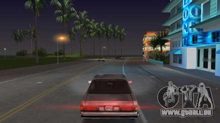 Les graphismes de GTA Vice City