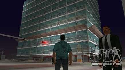 Mission avec un hélicoptère dans GTA Vice City