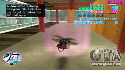 RC Hélicoptère dans GTA Vice City