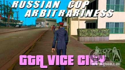 COP-chaos dans GTA Vice City