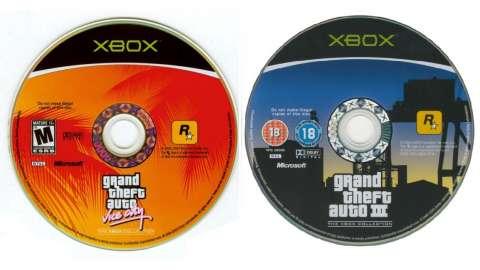 GTA 3 et GTA Vice City est déjà de 10 ans sur Xbox