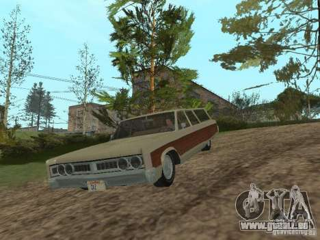 Chrysler Town and Country 1967 pour GTA San Andreas