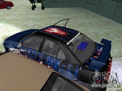 Nissan Sentra für GTA San Andreas Seitenansicht