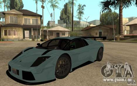 Lamborghini Murcielago R-GT pour GTA San Andreas