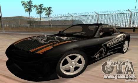 Mazda RX7 Tuned pour GTA San Andreas