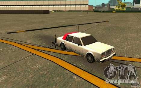 Avtolët für GTA San Andreas