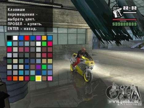 Carcols.dat By Russiamax für GTA San Andreas achten Screenshot