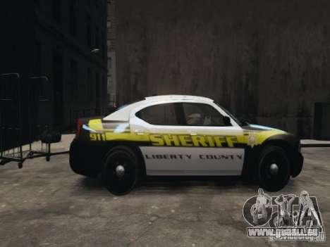 Dodge Charger Slicktop 2010 für GTA 4 linke Ansicht